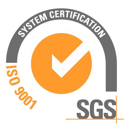 Certificado UNE-EN-ISO 9001